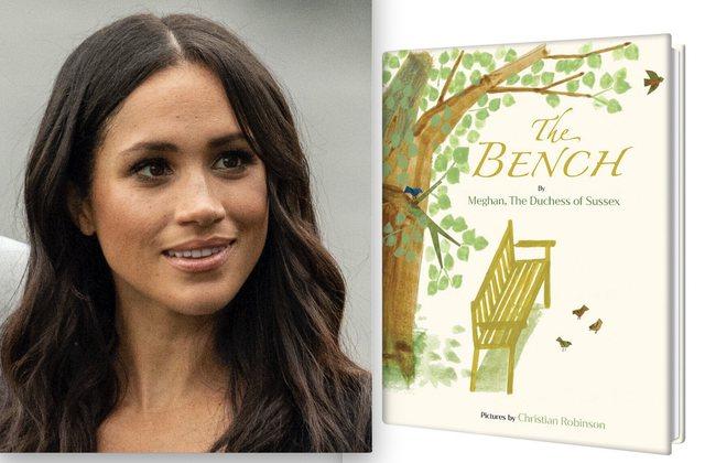 """""""The Bench"""", Meghan Markle publikon librin e saj të parë"""