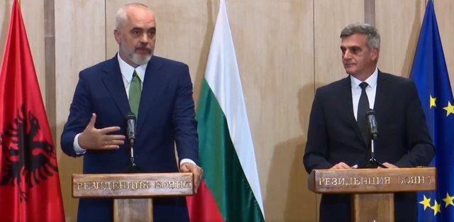 Rama me Yanev: Bullgaria dhe RMV mund të gjejnë zgjidhje, asgjë
