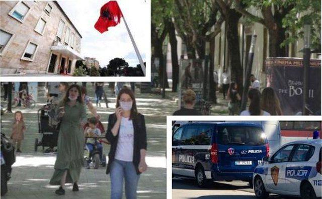 Sondazhi i IDM: Bie besimi i shqiptarëve te qeveria dhe policia, cili