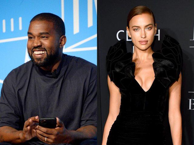 Kanye West dhe Irina Shayk në një lidhje, paparcët i kapin