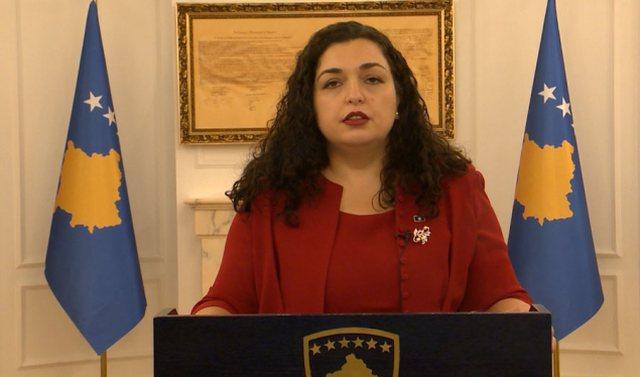 Osmani e prerë për ndryshimin e kufijve: Nuk do ta pranojmë