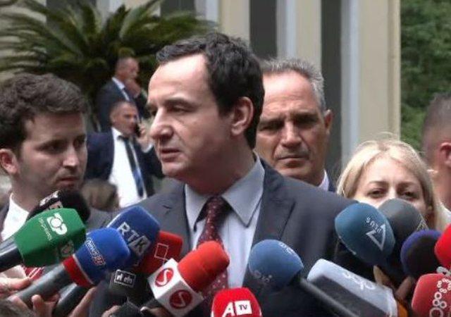 Pas takimit me liderët e Ballkanit, Albin Kurti: BE e paplotë pa