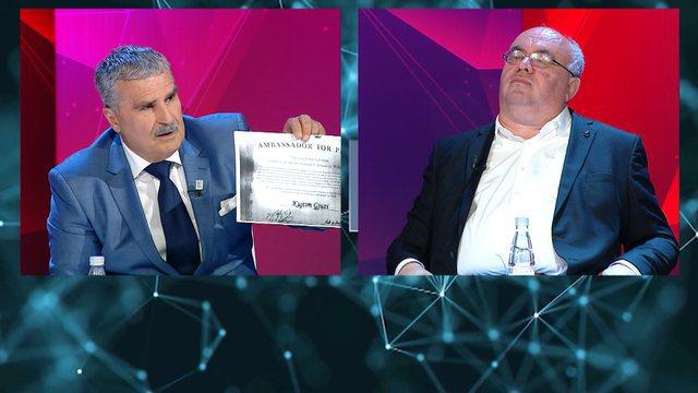 Debat mes deputetit dhe analistit: More paratë e tërmetit nga Ahmetaj