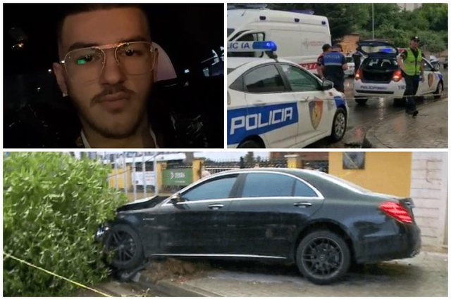 Arrestohet djali i Erzen Breçanit, aksidentoi 24-vjeçaren;