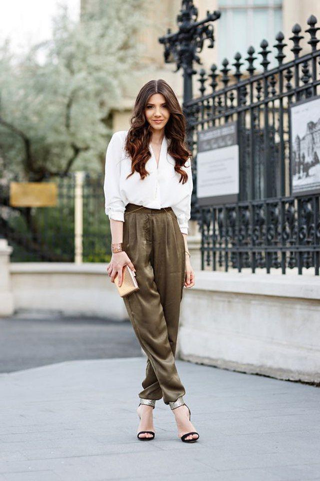 5 mënyra për të veshur këmishën e bardhë