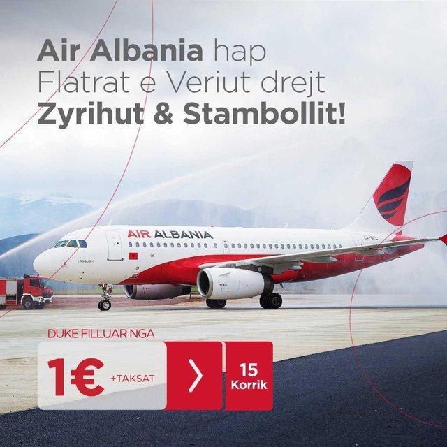 """Kukës Airport starts flights from July 15"", Rama announces"