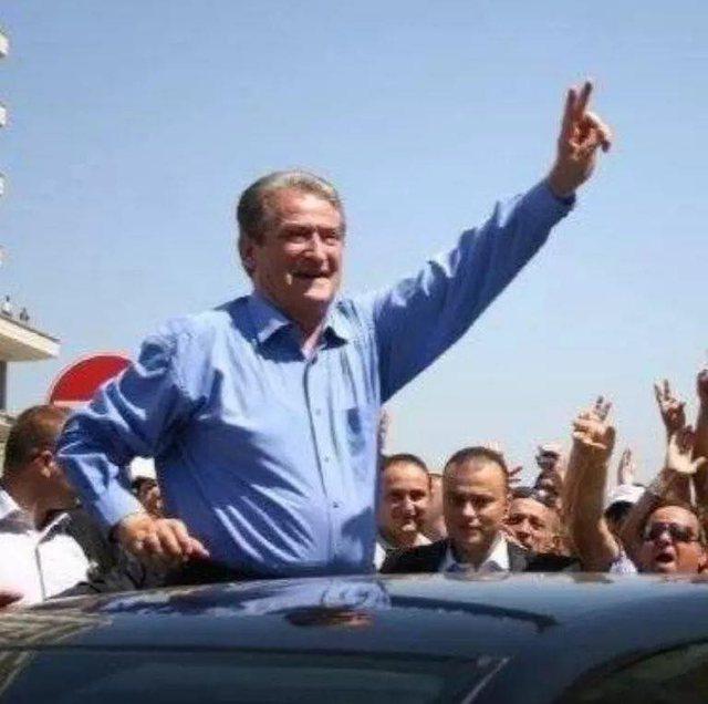 He said that he can return to the helm of the Democratic Party, Sali Berisha