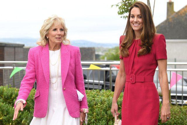 Kate Middleton flet për vogëlushen e Meghan dhe Harry-t