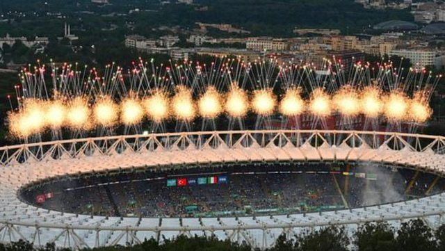 """It starts with a spectacular ceremony """"Euro2020"""" in"""