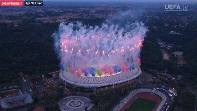 """Nis me një ceremoni spektakolare """"Euro2020"""" në"""