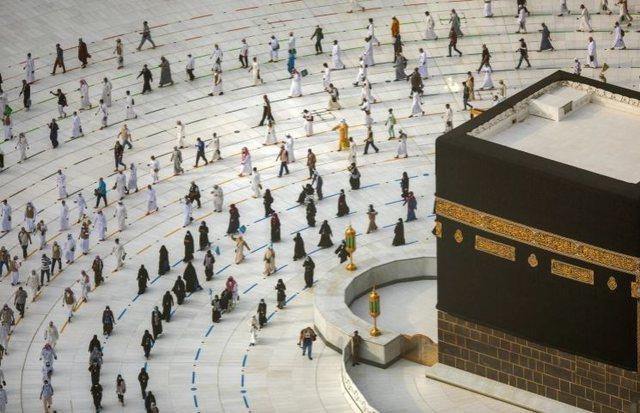 Pelegrinazhi i Haxhit, Arabia Saudite përjashton myslimanët e huaj