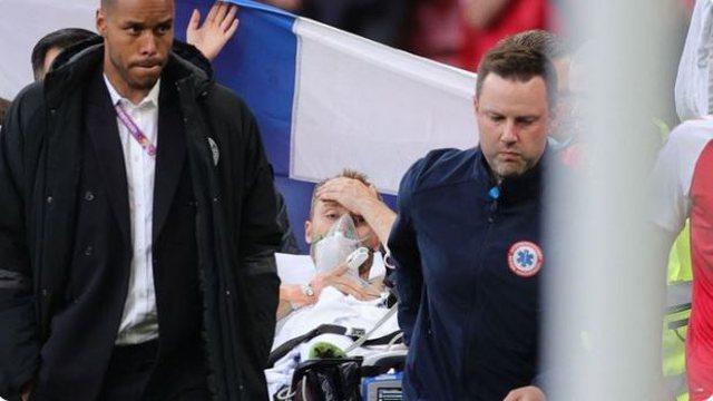 Pësoi arrest kardiak në fushë, UEFA tregon gjendjen