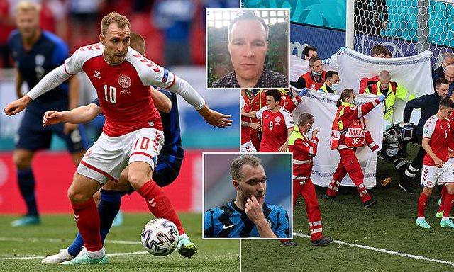 Suffered a cardiac arrest on the field, Christian Eriksen may no longer