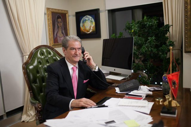 Berisha's denunciation: Sentenced to 3 years in prison, competes for the