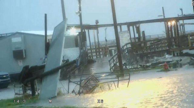 """Disa shtete në SHBA goditen nga stuhia """"Claudette"""", reshje shiu"""