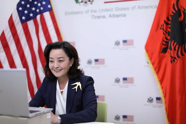 Yuri Kim takim virtual me komunitetin e diasporës, ambasada jep detaje