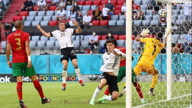 Euro 2020/ Gjermanët shënojnë 4 herë në portën