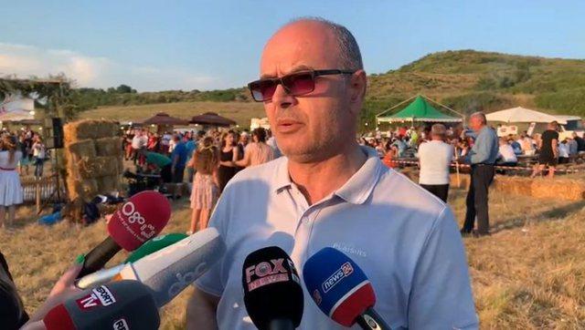 Ruçi u largua, Petro Koçi: Janë të rrallë burrat