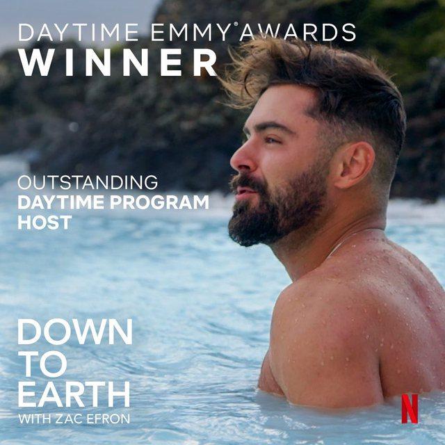 """Zac Efron fiton """"Emmy-n"""" e tij të parë: Nuk e prisja"""