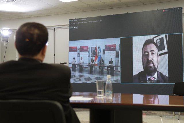 Shqipëria në Këshillin e Sigurimit të OKB, Xhaçka: