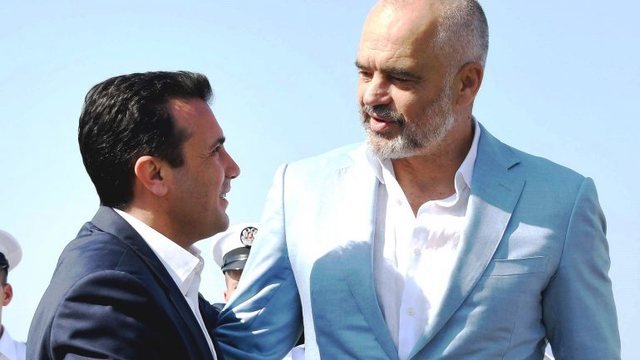 Zaev: Nëse vazhdon bllokada nga Bullgaria, i uroj fat Shqipërisë