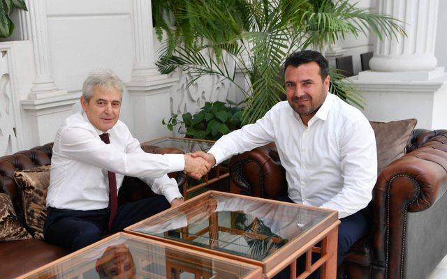 Zgjedhjet lokale në RMV, Zaev koalicion me Ali Ahmetin: Kemi një