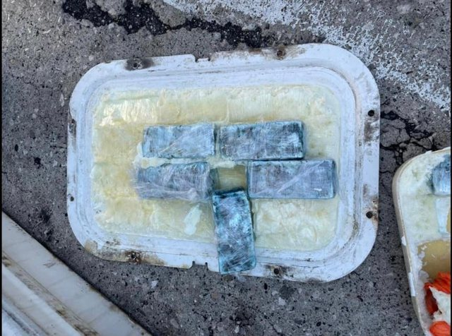 6.5 kilograms of cocaine seized in the Port of Durrës, found again in the