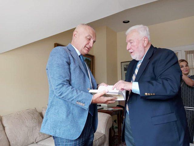 "Meta and Kryemadhi visit the US, the Lebanese lobbyist ""deconstructs"""