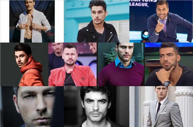 PHOTO / Foreign media lists the 10 most beautiful Albanian men for this year,