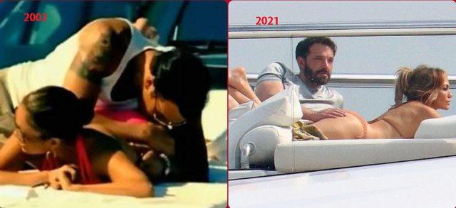Më të dashuruar se kurrë! J.Lo dhe Ben Affleck bëhen