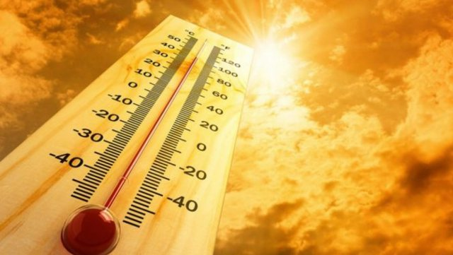 Temperatures go up to 43 ° C, get acquainted with the weather forecast for