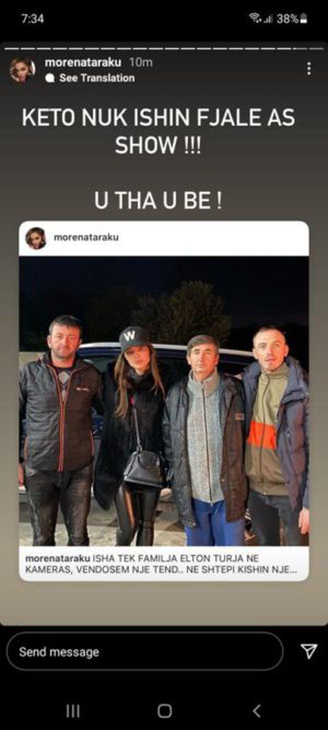 """""""Kosova qëndroi ditë e natë zgjuar"""", Morena Taraku"""