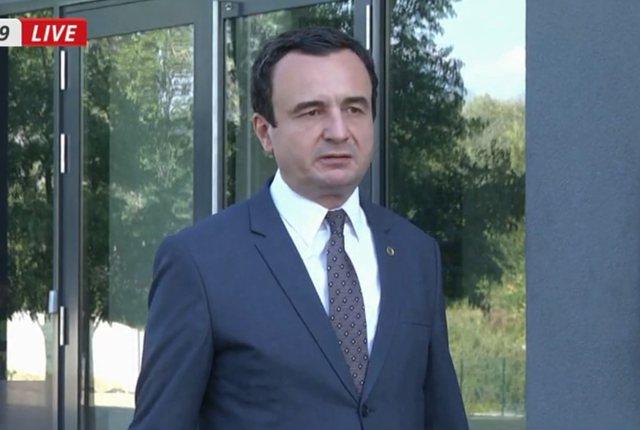 Albin Kurti pas takimit me Merkel: Procesi i Berlinit rruga për integrim,