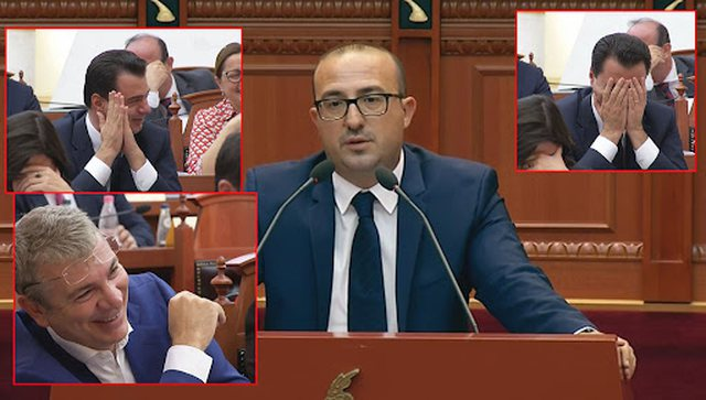 Democrats and socialists laughed, Lushnja MP reacts: Basha knew the jokes, why I