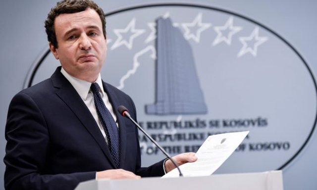 Qeveria e Kosovës refuzon projektin amerikan për gazin natyror, Albin