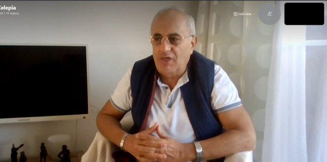 Sali Berisha's 'Foltorja' tour, Fuga: He is not seeking to return