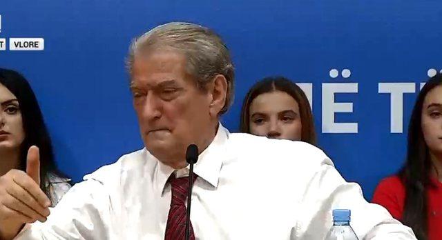 Berisha bën deklaratën e fortë: Kam kërkuar shpalljen e
