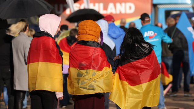 Voting closes in Germany, what the first exit polls say
