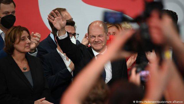 DW: Humbje të ndjeshme për Unionin pas epokës Merkel, shenja