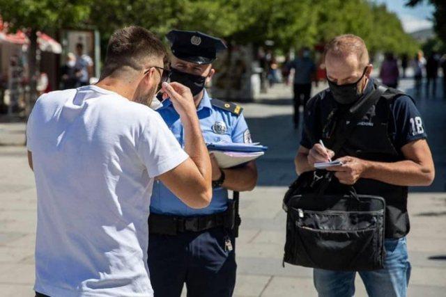 690 gjoba në 24 orë, Policia: 10 të shoqëruar, mos