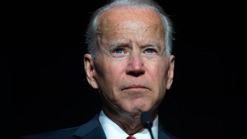 America for Biden and Biden for Kosovo