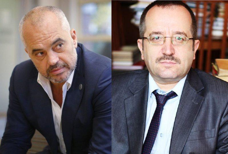Note by Aurel Plasari: It is not 'Open Balkan', but a quarter of a