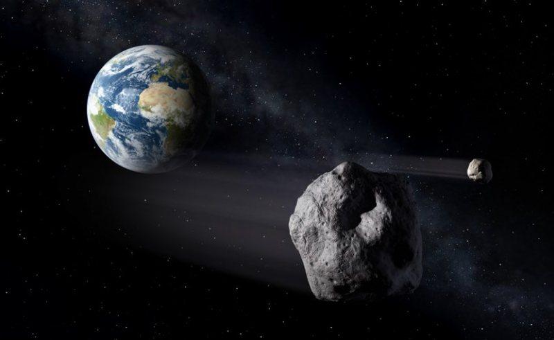 Asteroidi gjigant i afrohet Tokës më 19 prill, hera e fundit ishte