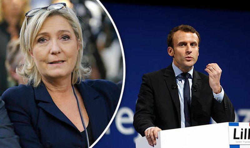 Zgjedhjet në Francë, Macron fiton presidencën me diferencë