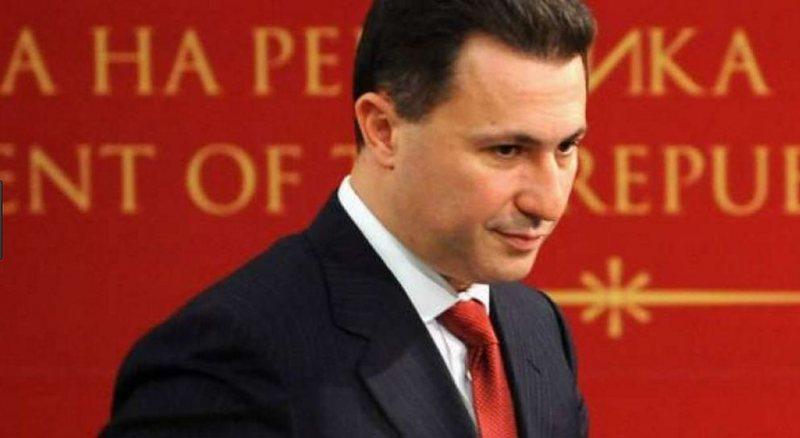 Shkup, prokuroria kërkon paraburgim për ish-kryeministrin, Nikolla