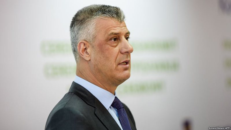 Thaci: We Will Respond on the Territory of Anyone Threatening Kosovo