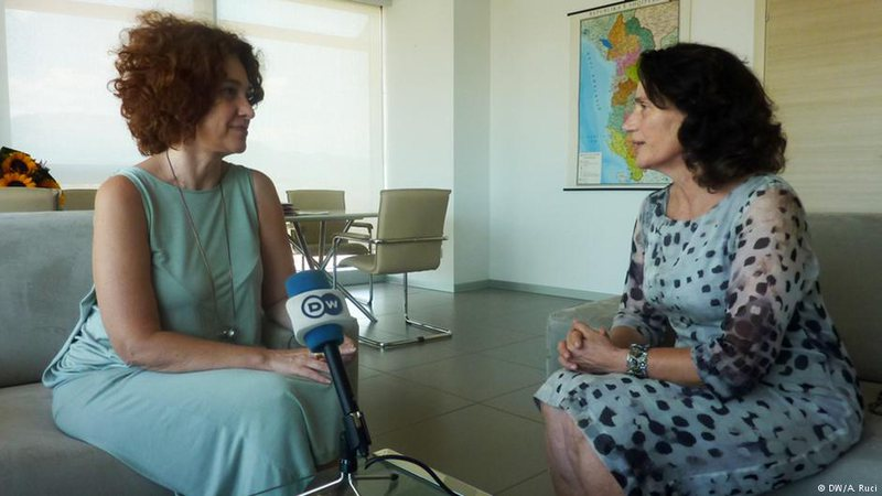 Në fund të mandatit në Shqipëri, Vlahutin: Jam