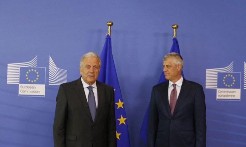 Komisioneri i BE: Kosova i ka plotësuar kushtet për liberalizimin e