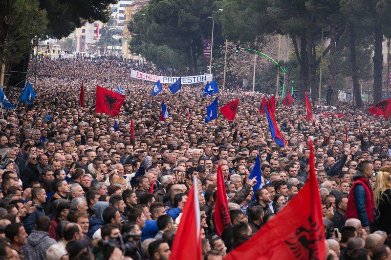 Protesta e opozitës së bashkuar, përcaktohet dita dhe skema