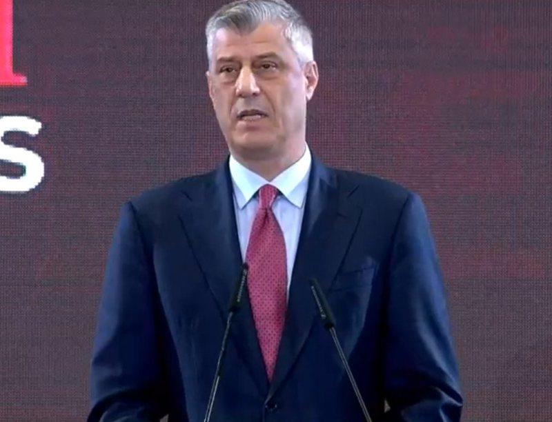 Hashim Thaçi sqaron pse refuzoi pjesëmarrjen e Kosovës në